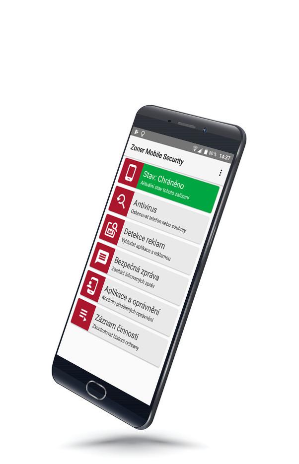 ZAV pro Android